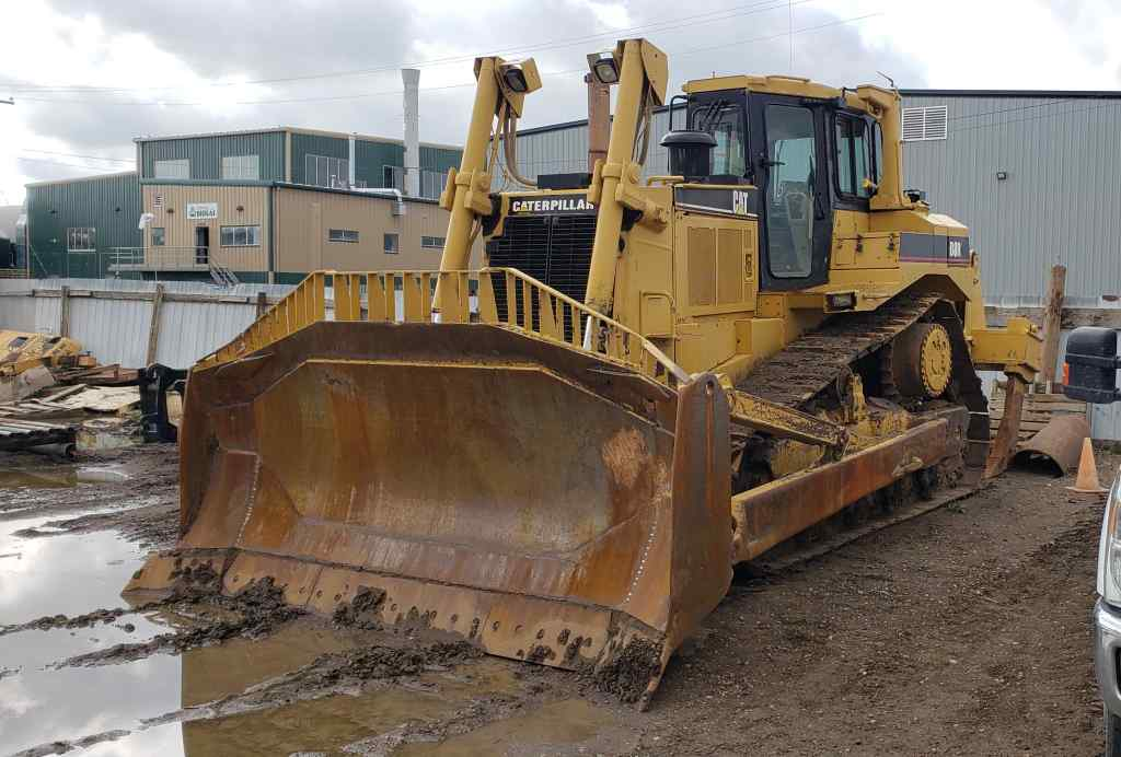 Large image for 1998 Caterpillar D8R