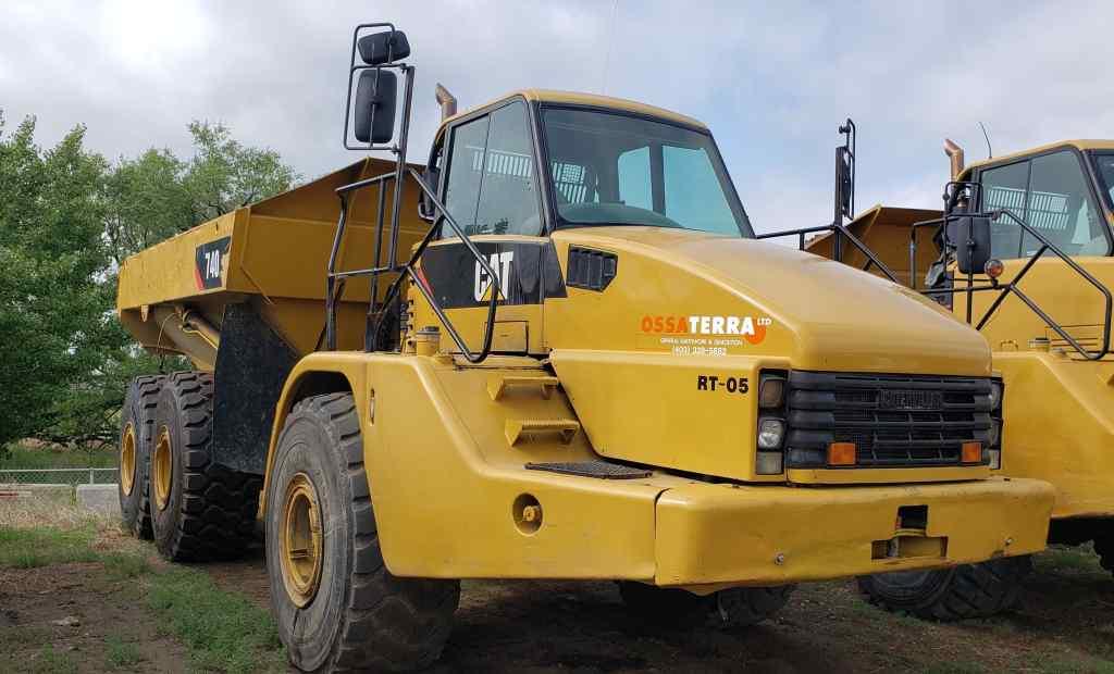 Large image for Caterpillar 740